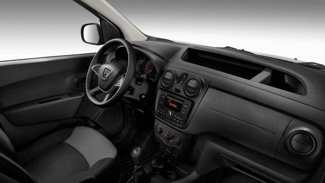 Dacia Dokker Van Equipaggiamenti