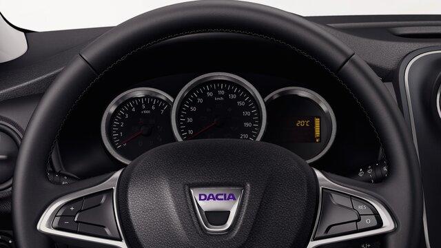 Dokker Vab - Cruisecontrol en snelheidsbegrenzer