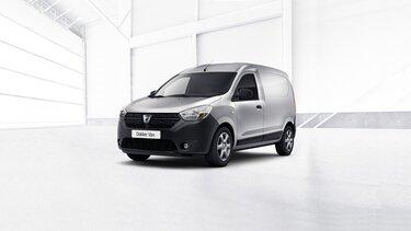 Dacia Dokker Van - Kombivan w kolorze szarym