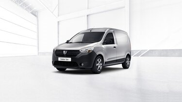 Dacia Dokker Van – grå fritidsbil