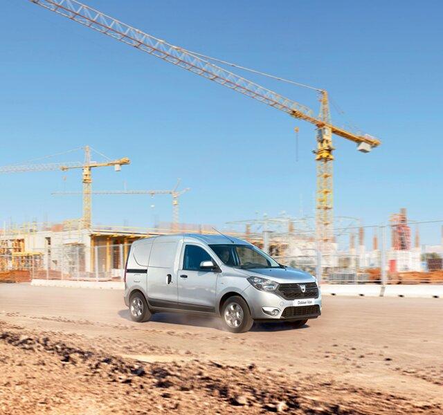 Dacia Dokker Van - Voertuig voor vrijetijdsbesteding