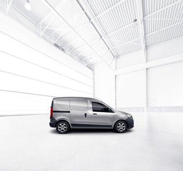 Sivý model Dacia Dokker Van