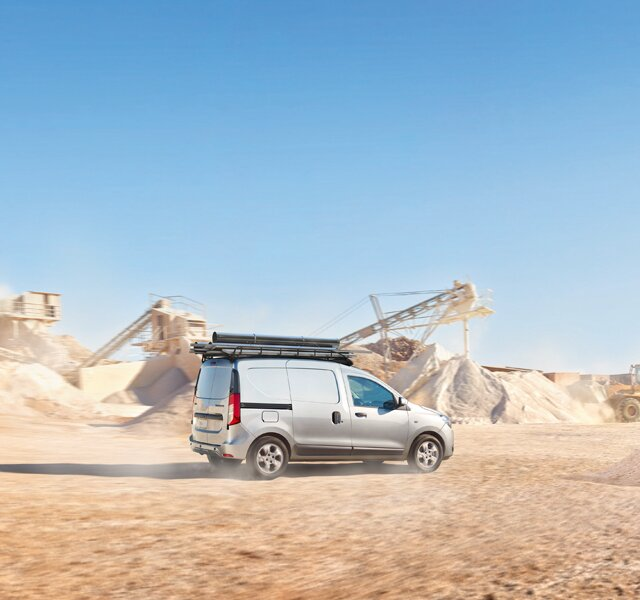 Příslušenství pro vůz Dacia Dokker Van