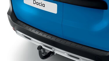 Dacia Dokker - Enganche de remolque cuello de cisne