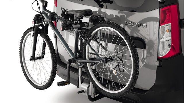 Dokker – Anhängerkupplung mit Fahrradträger
