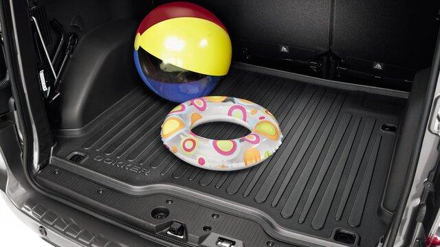 Dacia Dokker - Plasă pentru portbagaj