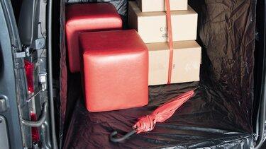 Dacia Dokker kompletter Kofferraumschutz
