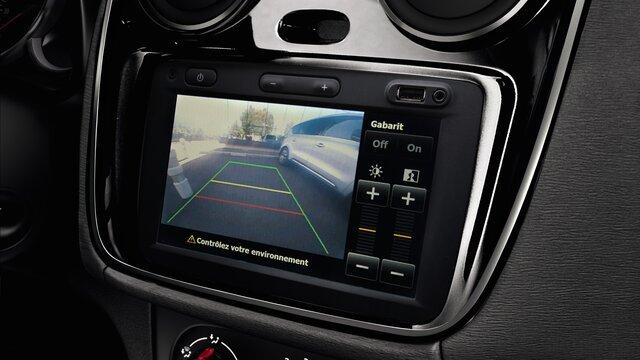 Dacia Dokker - Geri görüş kamerası