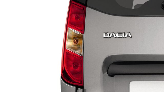 Dacia Dokker - Rear light