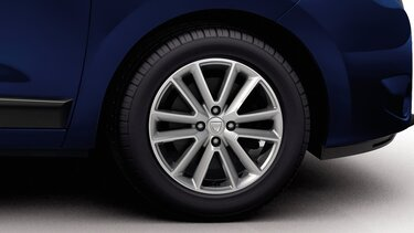 Dokker - Altica alloy wheels