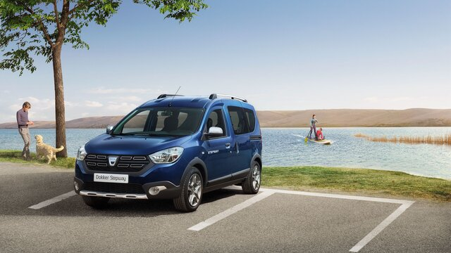 Dokker Stepway leisure activity vehicle