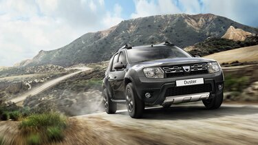 Dacia Duster ‒ crossover