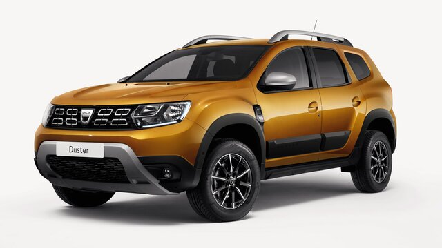 Duster pack off road