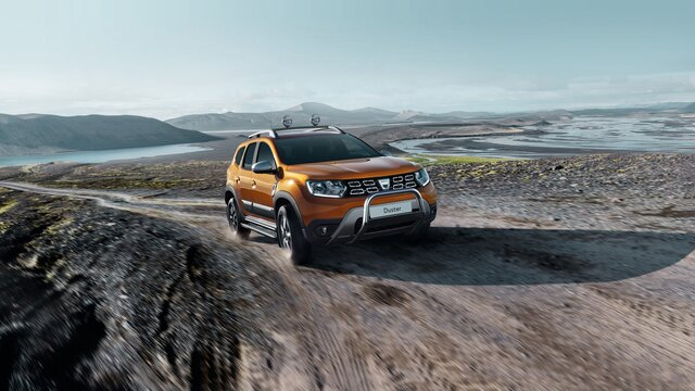 Dacia Duster dodatna oprema