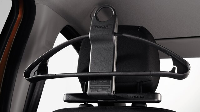 Cintre appuie-tête Dacia Duster