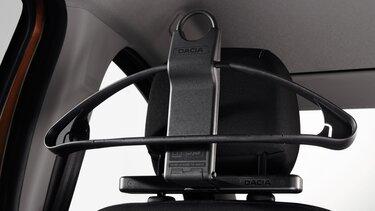 Закачалка за облегалка за глава на Dacia Duster