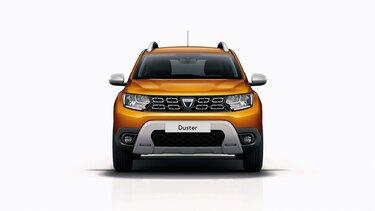 Duster -SUV laranja