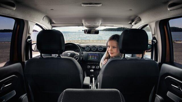 Размери на Dacia Duster