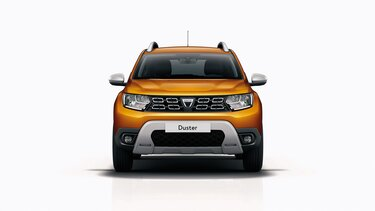 Duster – SUV color arancio