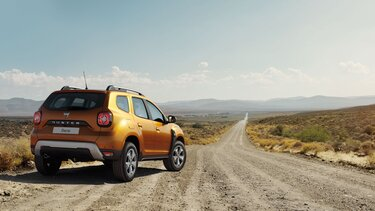 Dacia Duster equipment