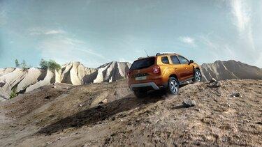 Noua Dacia Duster - Motorizări