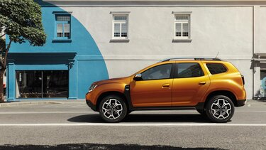 Crossover Dacia Duster