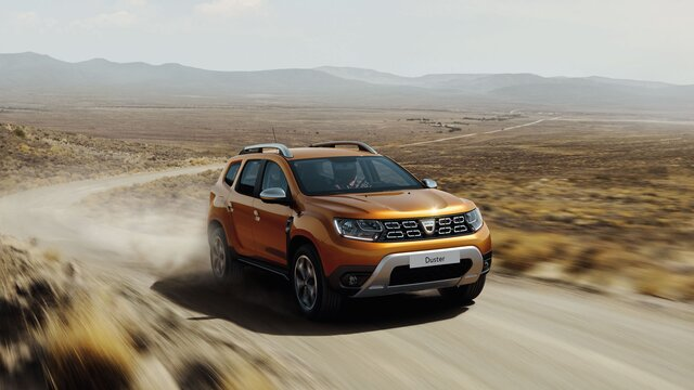 Discover All-new Dacia Duster