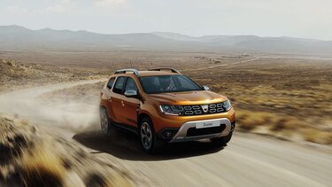 Objevte Dacia Duster