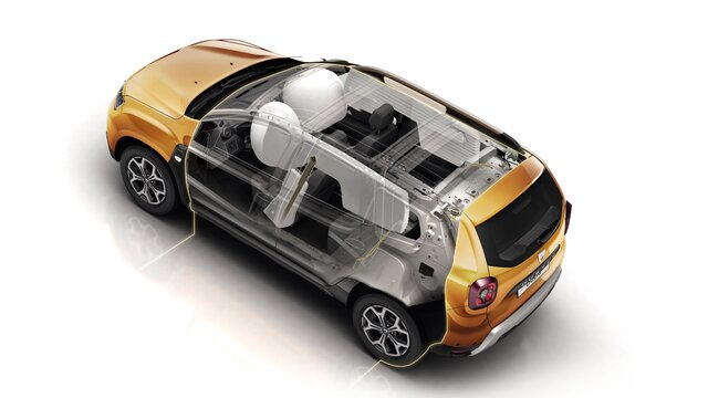 Duster Safety - Airbags