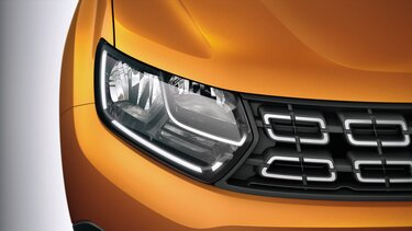 Dacia Duster light