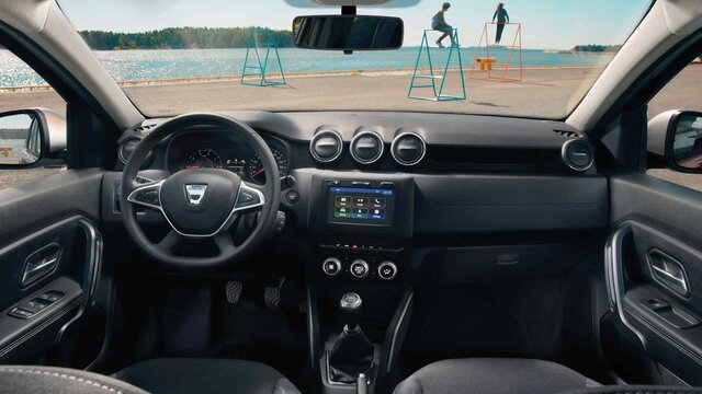 Dacia - Media Nav Evolution