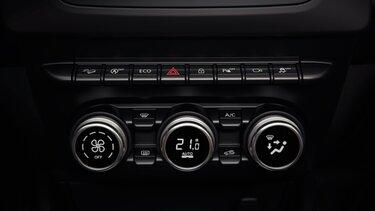 Interni Duster - Climatizzatore automatico