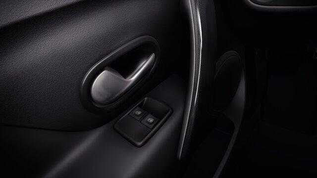 Dacia Duster – električni pomik stekel