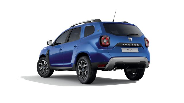 Dacia Duster Celebration - Vista di 3/4 posteriore