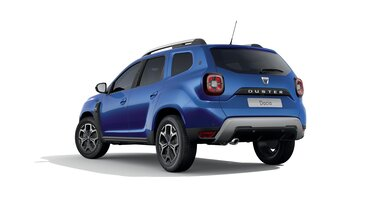 Dacia Duster 15th anniversary Rear 3/4 view