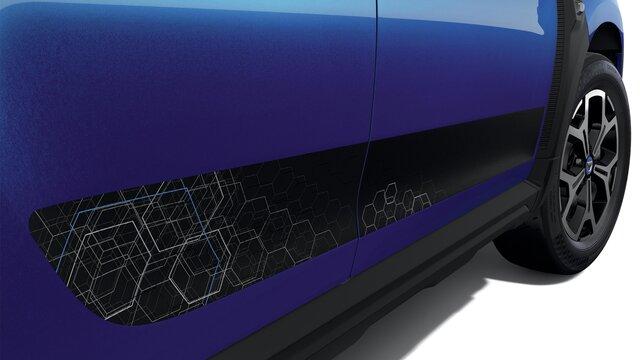 Dacia Duster Dizajn exteriéru k 15. výročiu