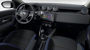 Dacia Duster 15th anniversary interior design