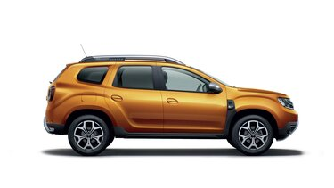 Dacia Duster Bi-Fuel