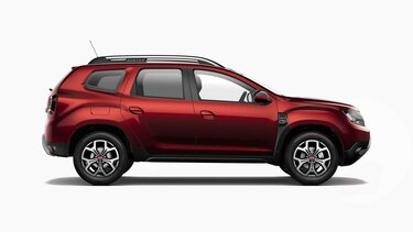 Dacia Duster tool-free removable towbar