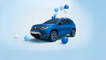 Dacia Duster 15th anniversary design