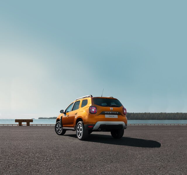 Dacia Duster Crossover