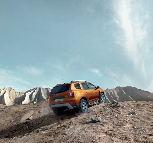 Dacia Duster - Engines