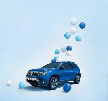 Dacia Duster – 15<sup>th</sup> Celebration évfordulós limitált széria