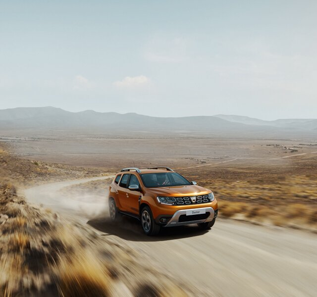 All-New Dacia Duster SUV