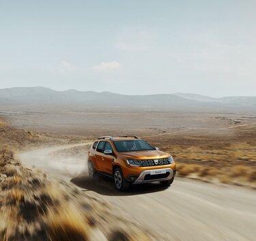 All-New Dacia Duster SUV