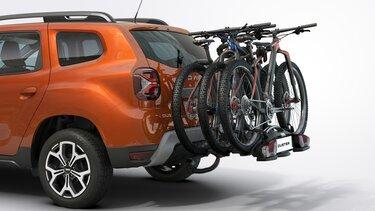 Yeni Duster için çeki demiri bisiklet taşıyıcı