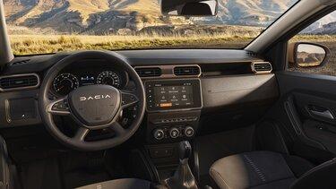 Wnętrze - Nowy Duster SUV