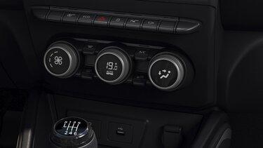 Automatyczna klimatyzacja - Nowy Duster