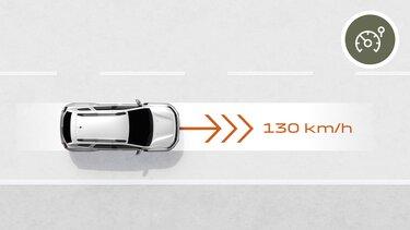 Regulator-ogranicznik prędkości - Nowy Duster