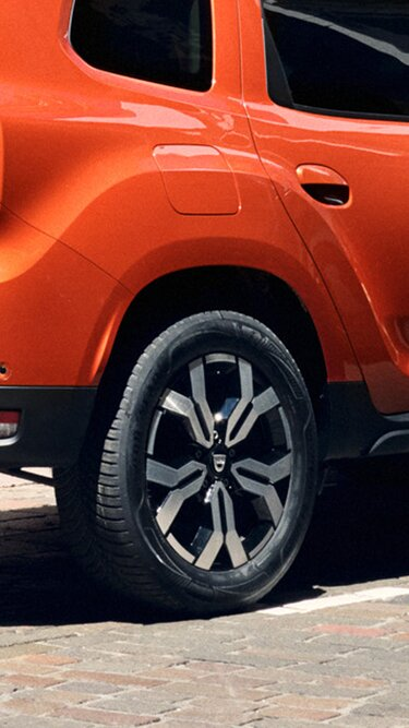 Fælge – Ny Duster SUV
